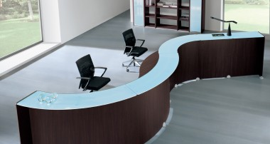 Reception desk- the furniture that makes the first impression