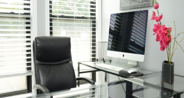New office furniture that is more health cautious: