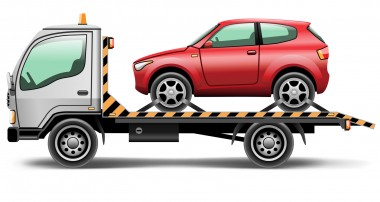 Need a car towing service to tow the car: