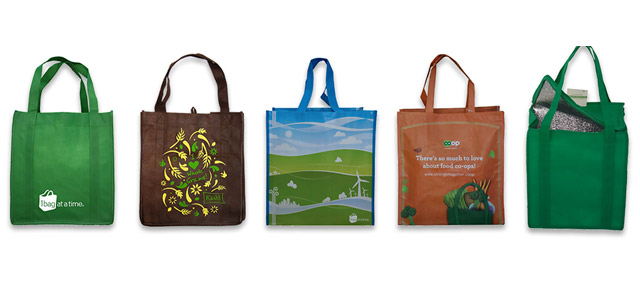 Strategies to Help Shoppers Remember Their Reusable Bags