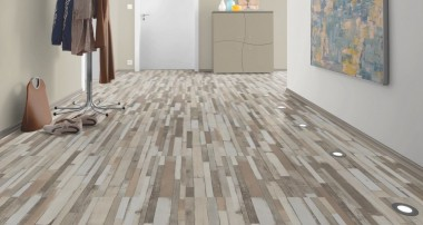 Innovative decorative laminate with magnetic property